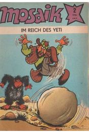 Im reich des yeti - Mosaik 1986/2 - Régikönyvek