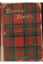 The poetical works of Robert Burns (mini) - Burns Róbert - Régikönyvek
