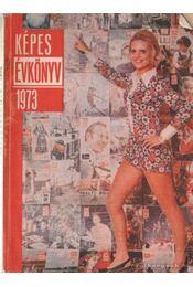 Képes évkönyv 1973. - Régikönyvek