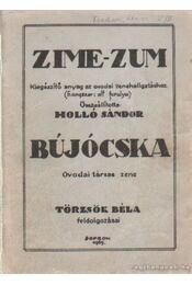 Zime-zum - Bújócska - Holló Sándor - Régikönyvek