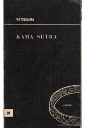 Kama Sutra - Régikönyvek