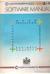 Commodore plus/4 Integrated Software Manual - Régikönyvek