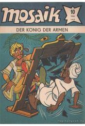 Der könig der armen - Mosaik 1986/10 - Régikönyvek