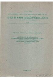 Az orosz idő- és igeszemlélet kategória oktatásának tudományos alapjai a török nyelvű iskolákban - Dr. Bihari József, Salga Attila, Sakirova, A. Z. - Régikönyvek