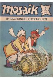 Im dschungel verschollen - Mosaik 1987/8 - Régikönyvek