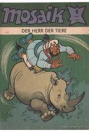 Der herr der tiere - Mosaik 1987/9 - Régikönyvek