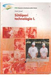 Sütőipari technológia I - Régikönyvek