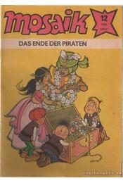 Das ende der piraten - Mosaik 1988/12 - Régikönyvek