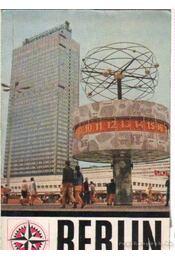 Berlin az NDK fővárosa - Lange, Annemarie - Régikönyvek