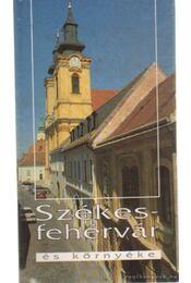Székesfehérvár és környéke - Fitz Jenő - Régikönyvek