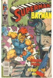 Superman és Batman 1998/4. 37. szám - Régikönyvek