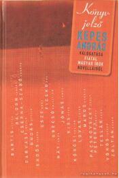 Könyv-jelző - Kepes András - Régikönyvek