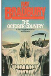 The October Country - Ray Bradbury - Régikönyvek