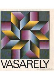 Vasarely - Cifka Péterné (szerk.) - Régikönyvek