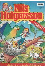 Nils Holgersson 1991/4 április 35. szám - Régikönyvek