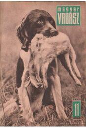 Magyar Vadász 1964/11 - Régikönyvek