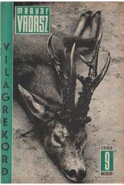 Magyar Vadász 1965/9 - Régikönyvek