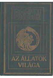 Brehm - Az állatok világa 9. - Madarak II. - Schenk Jakab - Régikönyvek