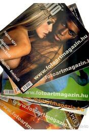 Fotó Art 2003. IV. évfolyam (hiányos) - Máthé Levente (szerk.) - Régikönyvek
