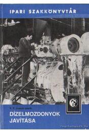 Dízelmozdonyok javítása - Ivanov, V. P. - Régikönyvek
