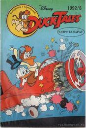Duck Tales 1992/8 - Walt Disney - Régikönyvek