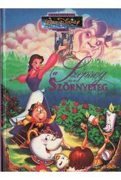 A Szépség és a Szörnyeteg - Walt Disney - Régikönyvek