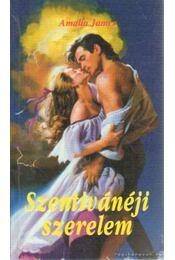 Szentivánéji szerelem - James, Amalia - Régikönyvek