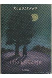 Itélet napja - Korolenko, V. G. - Régikönyvek