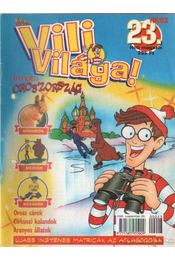Vili Világa 23. 2000. szeptember - Régikönyvek