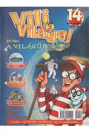 Vili Világa 14. rész 2000. július - Régikönyvek