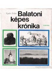 Balatoni képes krónika - Szalai Zoltán - Régikönyvek