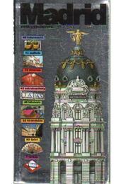 Madrid - Vista útikönyvek - Régikönyvek