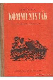 Kommunisták - Aragón - Régikönyvek