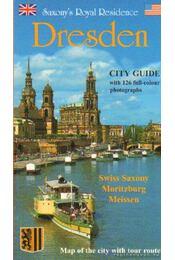 Dresden City Guide - Kootz, Wolfgang - Régikönyvek