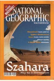 National Geographic Magyarország 2003. Március 1. szám - Régikönyvek