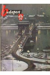 Budapest 1967. V. évfolyam (teljes) - Mesterházi Lajos - Régikönyvek