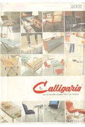 Calligaris - La Grande Casa Per La Casa - Régikönyvek