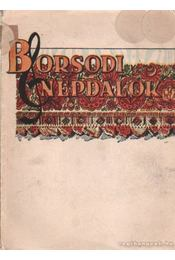 Borsodi népdalok - Lajos Árpád - Régikönyvek