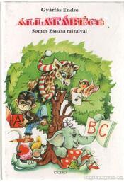 Állatábécé - Gyárfás Endre - Régikönyvek