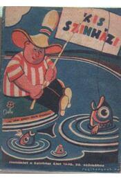Kis Színházi Melléklet a Színházi Élet 1938. 22. számához - Régikönyvek
