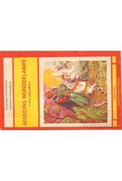 Aladdins Wunderlampe (Aladdin csodalámpája) - Régikönyvek