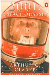 2001 a Space Odyssey - Arthur C. Clarke  - Régikönyvek