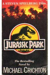 Jurassic Park - Chrichton, Michael - Régikönyvek