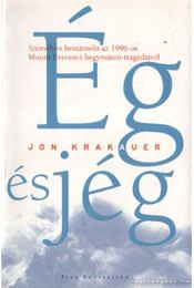 Ég és jég - Jon Krakauer - Régikönyvek