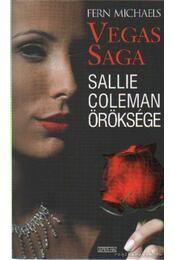Sallie Coleman öröksége - Michaels, Fern - Régikönyvek
