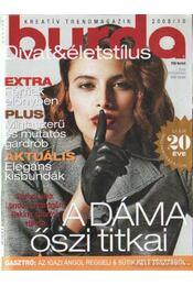 Burda 2008/10. - Több író - Régikönyvek