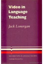 Video in Language Teachhing - Lonergan, Jack - Régikönyvek