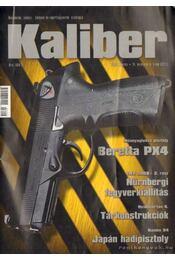 Kaliber 2008. június - Vass Gábor - Régikönyvek
