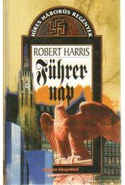 Fürer-nap - Robert Harris - Régikönyvek