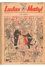 Ludas Matyi 1954. X. évfolyam (teljes) - Gádor Béla - Régikönyvek